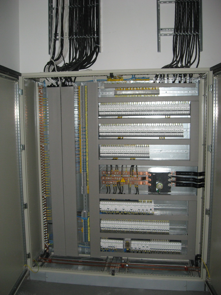 Witte Automotive - distribution boards