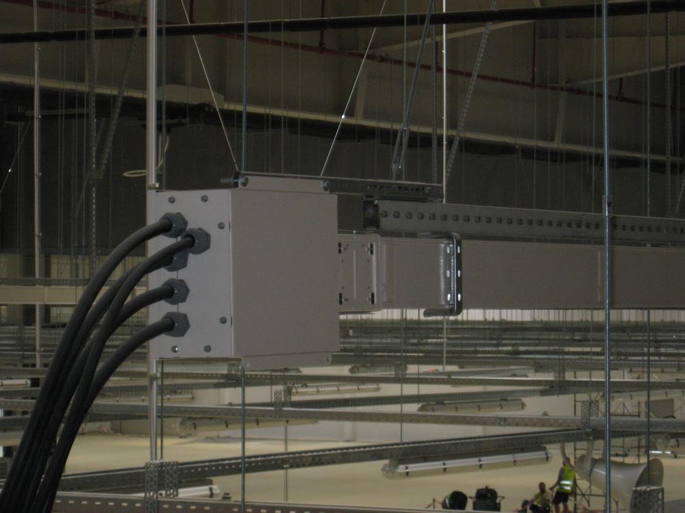 Witte Automotive - internal power installations