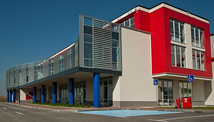 Witte Automotive - the building