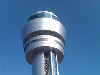 Контролна кула - Снимка 3