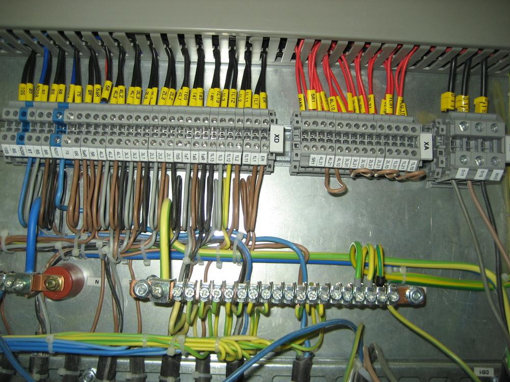 Technophos - distribution boards